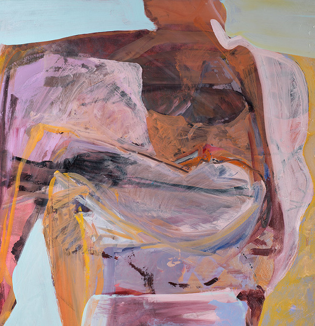 , 'Pink Chair,' 2017, Arusha Gallery