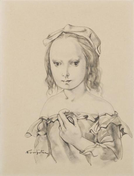, 'La petite Joconde,' ca. 1952, BAILLY GALLERY