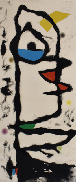 Joan Miró, 'Composition XIII, from: Barcelona', 1972, Gilden's Art Gallery