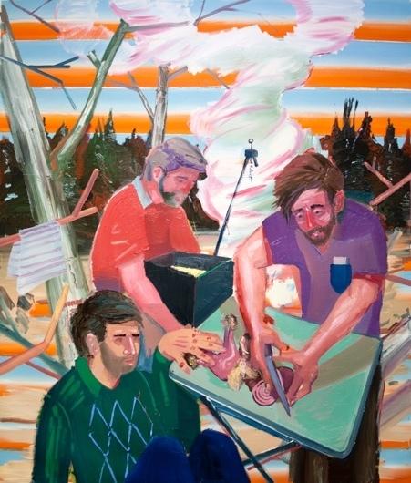 , 'Rabbit stew,' 2015, Art+Text Budapest