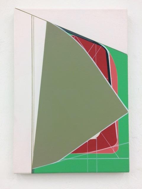 , 'FER-01-2018,' 2018, Galería Pelaires