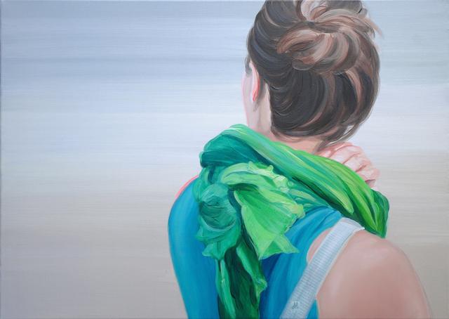 , 'The walk,' 2013, Galerie Sandhofer