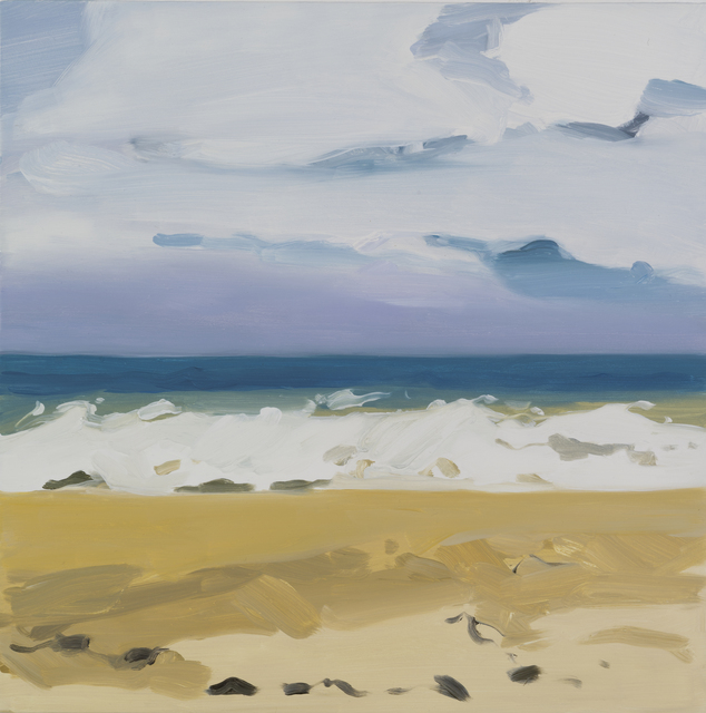 , 'Sun/Wave/Beach,' 2014, 303 Gallery