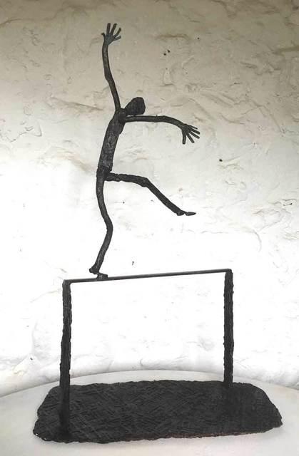, 'Tightrope,' 2018, Catto Gallery