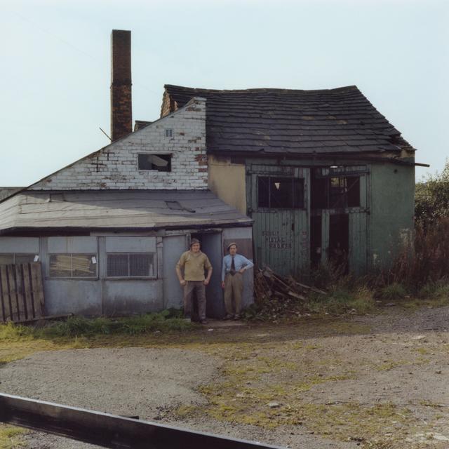 , 'Moris Glyn, Woodturners. Leeds, 1979,' 2017, Galerie Clémentine de la Féronnière