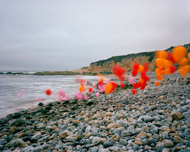 , 'Balloons,' 2017, CYNTHIA-REEVES