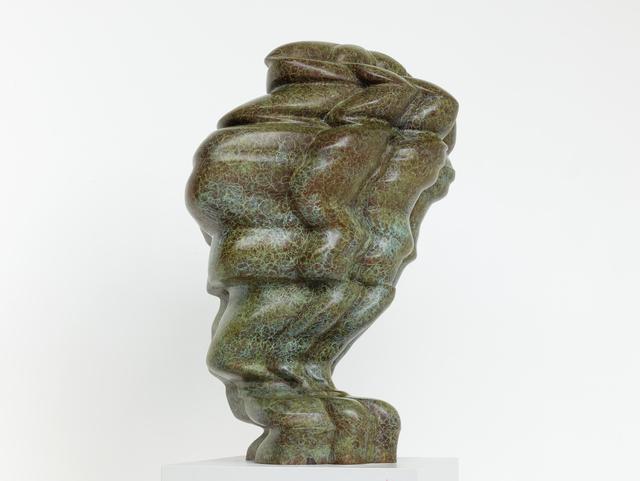 , 'Woman's Head,' 2015, Galerie Klüser