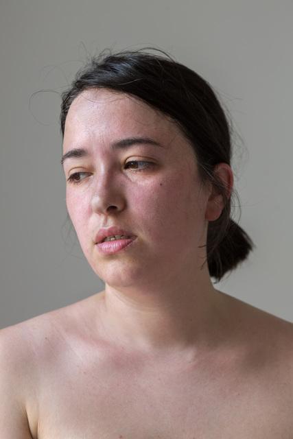 Cati Bestard, 'Effort. A Self-portrait', 2015, CRUSHCURATORIAL