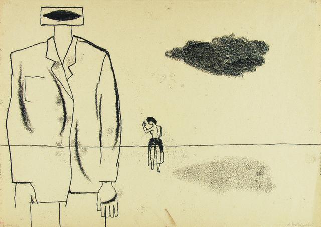 , 'Encounter,' 1957, Galerie Isabella Czarnowska