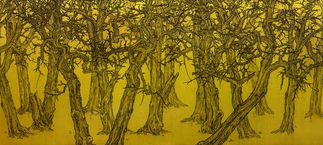 , 'Forest,' 2013, Kunstmuseum Bern