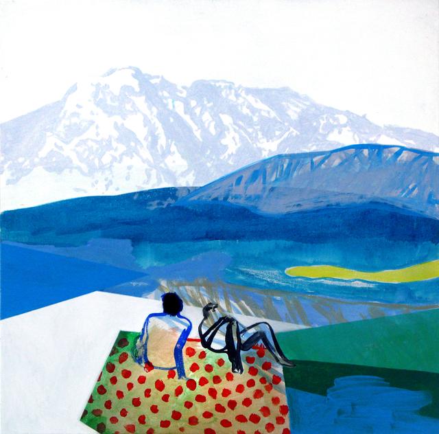 , 'View,' 2015, Galerie Sandhofer
