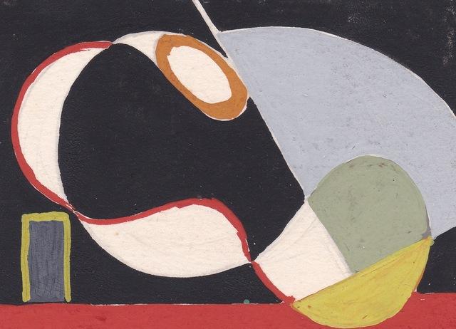 , 'Untitled (Interior),' 1945-1950, Galerie OSP