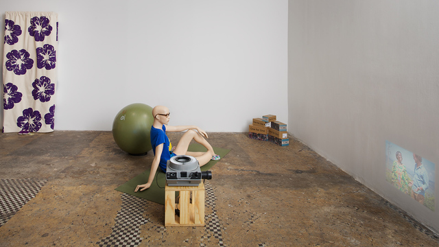 , 'The World is Nothing But a Problem To Be Solved by Enthusiasm,' 2014, NURTUREart
