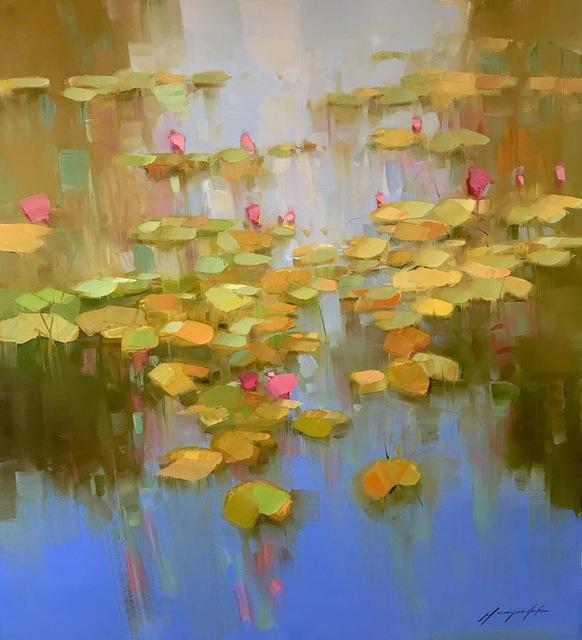 Vahe Yeremyan, 'Waterlilies in Fall', 2019, Vayer Art