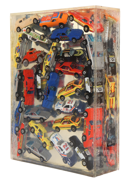 Arman (1928-2005), 'Car Accumulation', 1985, RoGallery