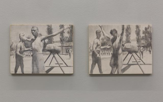 , 'A Braccia Aperte,' 2014, kaufmann repetto