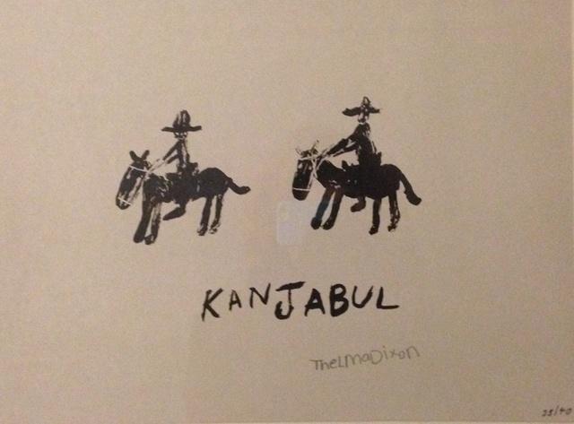 , 'Kanjabul,' 2011, Rebecca Hossack Art Gallery
