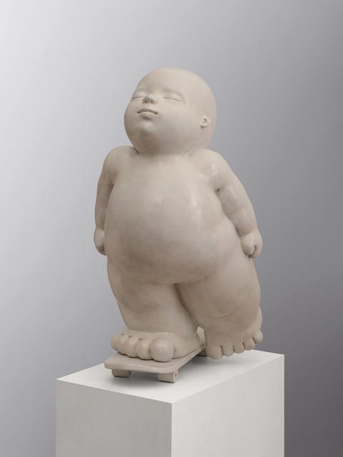 Mariela Garibay, 'Freedom', 2018, Sculpture, Bronze, Canfin Gallery