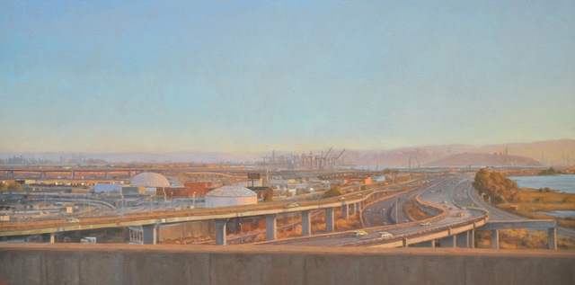 Willard Dixon, 'View From the Freeway', 2015, Andra Norris Gallery
