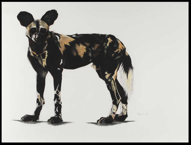 , '26. Large African Wild Dog I,' , Sladmore Contemporary