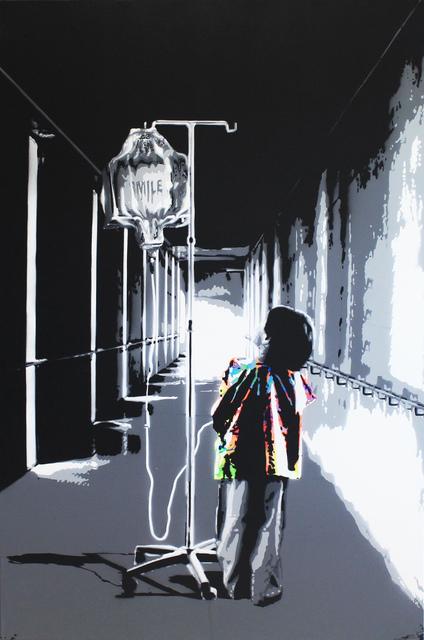 , 'Intravenous TV,' 2015, Modus Art Gallery