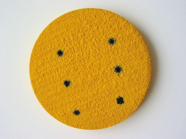 , 'Salt Crystal Ladybug,' 2007, ABXY