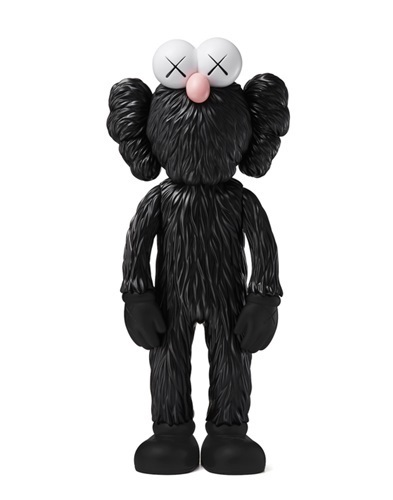 KAWS, 'BFF (Black)', 2017, 5ART GALLERY
