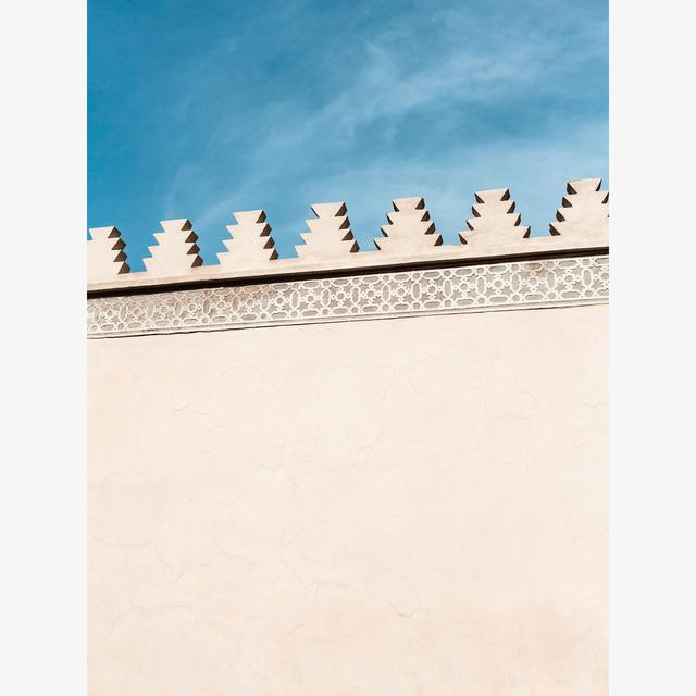 , 'Morocco Pastels 07,' 2019, Tappan