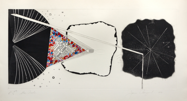 James Rosenquist, 'Star Procter; Shallows; Federal Spending (three works from the Tripartite series)', 1978, Hindman
