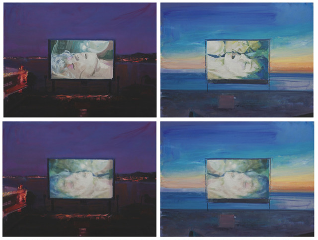 , 'Images of Mutual Undoing and Unity - Two Films,' 2016, Tang Contemporary Art