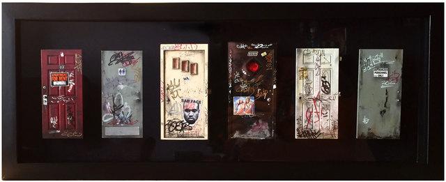 , 'Doors: Lower East Side,' 2016, Black Book Gallery
