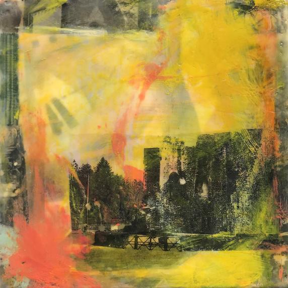 Marcie Wolf-Hubbard, 'Landmarks', 2019, Zenith Gallery