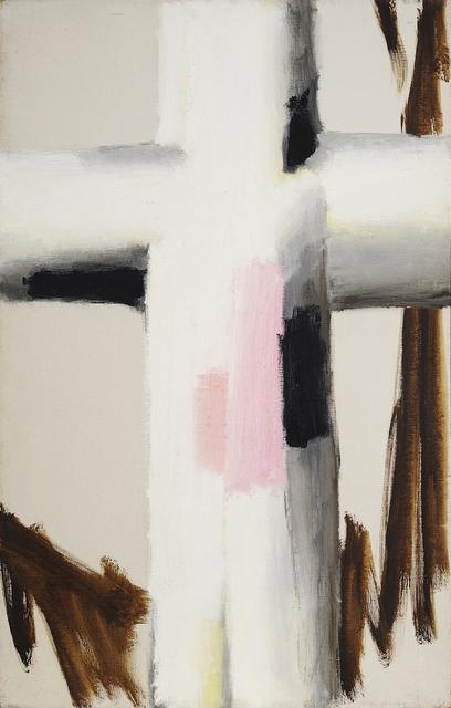 , 'Matriarch Cruciform #28,' late 1950s, Charles Nodrum Gallery