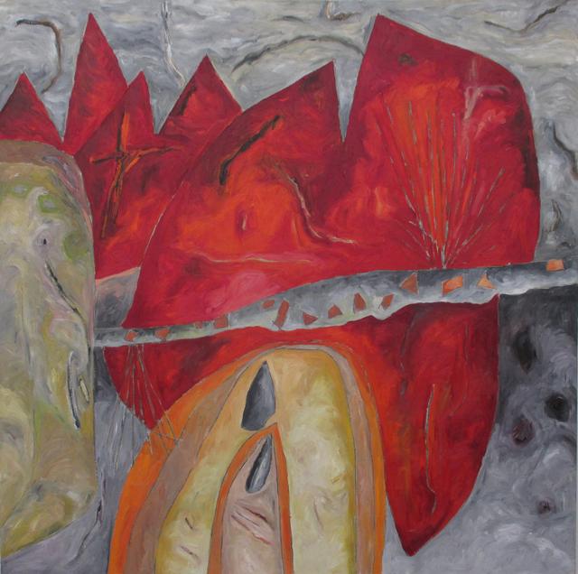 James Kuiper, 'Two Stones', 2008, Atrium Gallery
