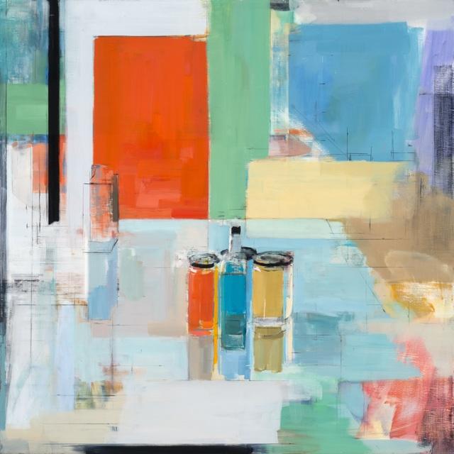 Peri Schwartz, 'Studio LI', 2018, Painting, Oil on canvas, Gerald Peters Gallery