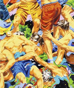 , 'Masse III,' 2013, Galerie Daniel Templon