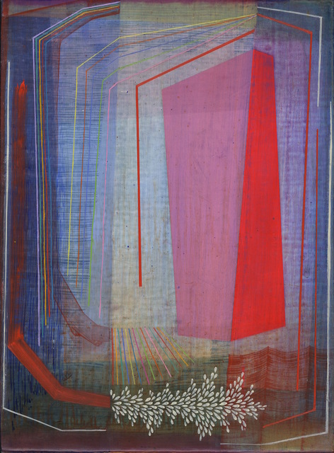 , 'Filtered Rain,' 2018, Adah Rose Gallery
