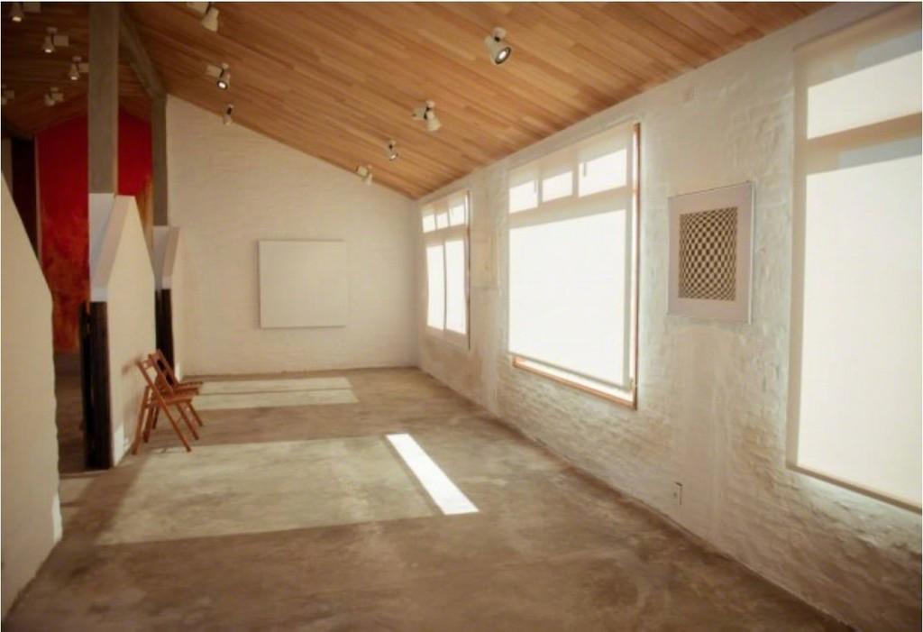 Installation view: Riccardo De Marchi, Francisco Sobrino