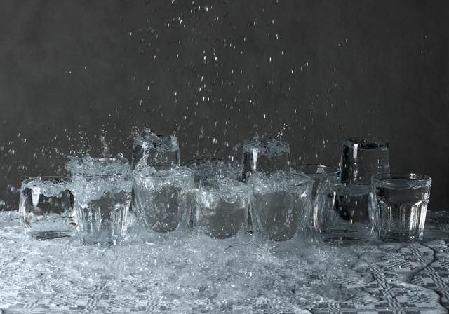, 'Enjoying Free Water,' 2012, SmithDavidson Gallery