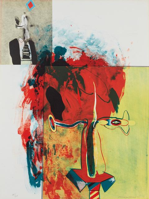 Allen Jones, 'Untitled, from Album', 1971, Phillips