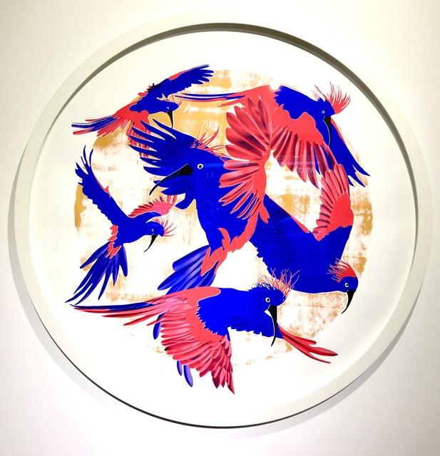 , 'Les Oiseaux,' 2017, OSME Gallery