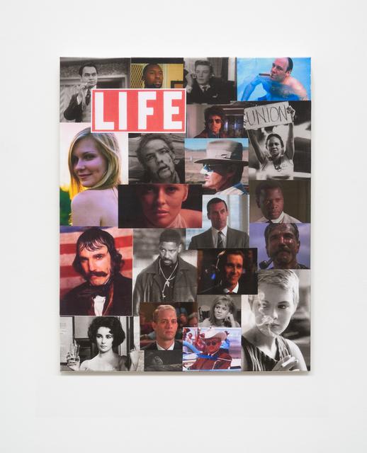 Michael St. John, 'Democracy (Life)', 2019, Team Gallery