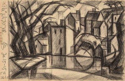 Untitled, 5th Sketch