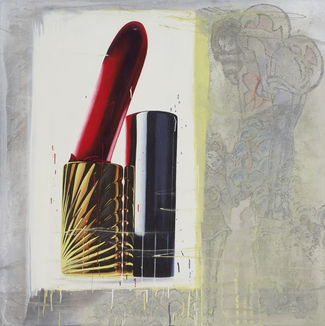 , 'Rouge Baiser,' 1994, Brooklyn Museum