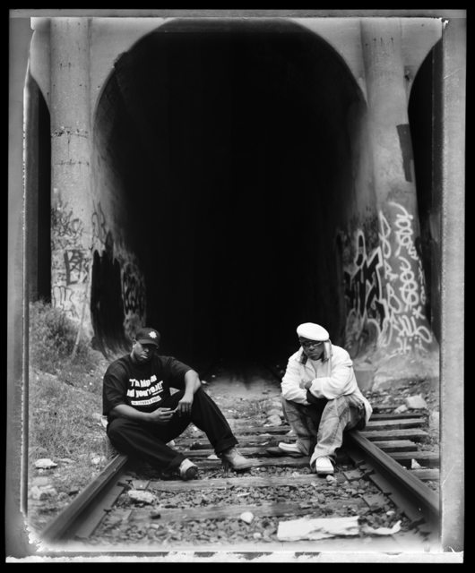 , 'Gang Starr / NYC ,' , Milk Gallery