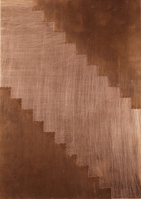 , 'Relation - Copper Stairway Time,' 2014, SNOW Contemporary