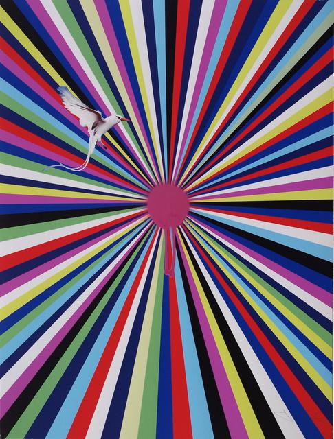 , 'Sun Visor ,' 2014, Glasgow Print Studio