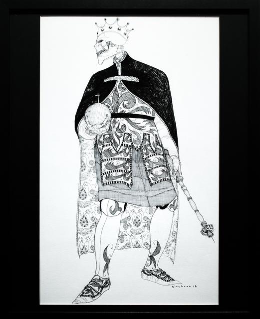 , 'Dead King 11 [12th Century Polish Lord],' 2018, Paradigm Gallery + Studio