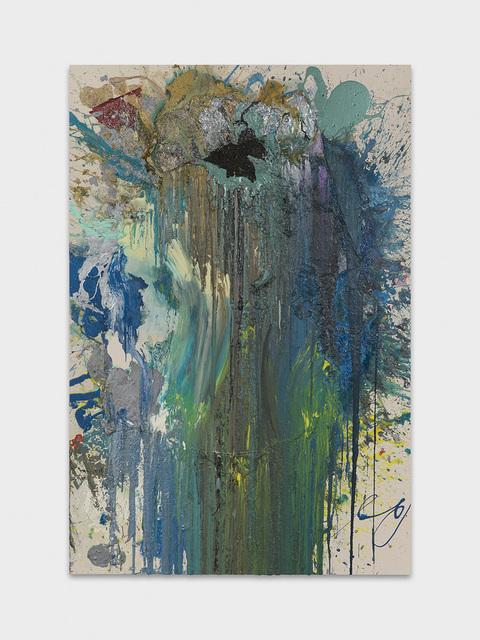 John M. Armleder, 'Rihaku', 2018, David Kordansky Gallery