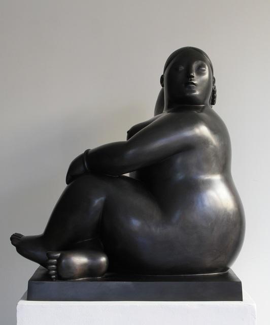 Fernando Botero, 'Donna Seduta (Seated Woman)', 2011, Tasende Gallery